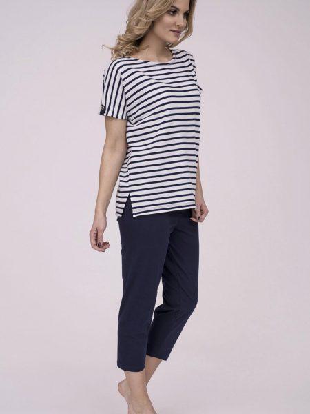 cb00d3ecf35c Dámske bavlnené pyžamo Cana 185. Prinášame Vám novú kolekciu dámske pyžamá  jar-leto 2018