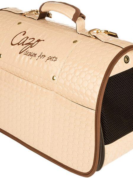 5ba42e204d Transportná taška Cazo Diamond béžová
