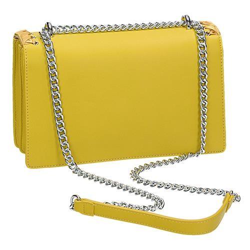 bbd79220c Dámska kabelka TOM & EVA 1934, vo siedmych farebných prevedeniach a to :  žltá,