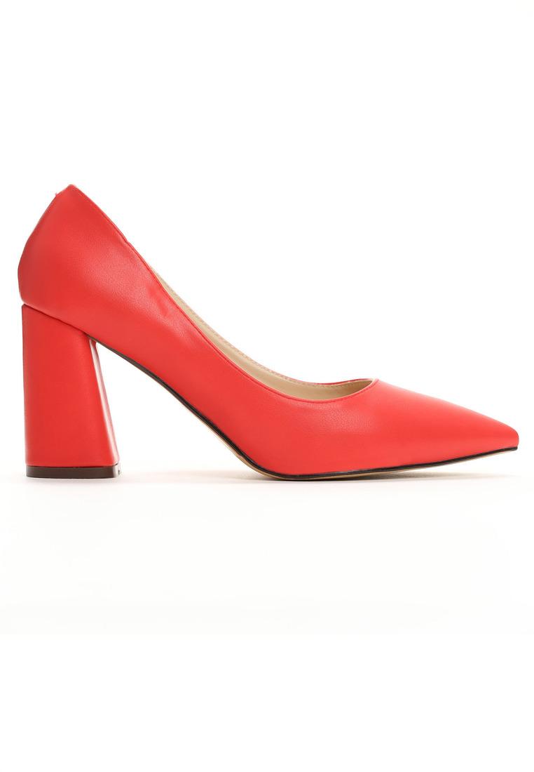 600cd2bc3a968 Dámske lodičky červená farba | Jarka.sk | móda • štýl • potešenie
