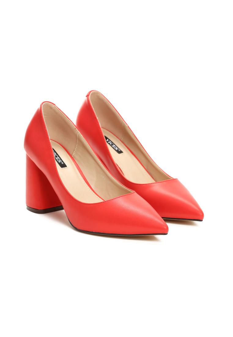 165bb27ce0583 Dámske lodičky červená farba | Jarka.sk | móda • štýl • potešenie