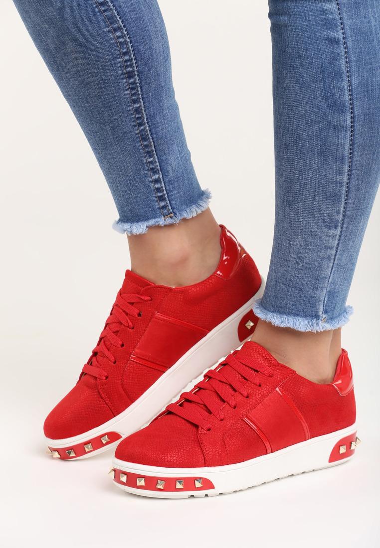 c3673f003 Dámske športové tenisky červená | Jarka.sk | móda • štýl • potešenie