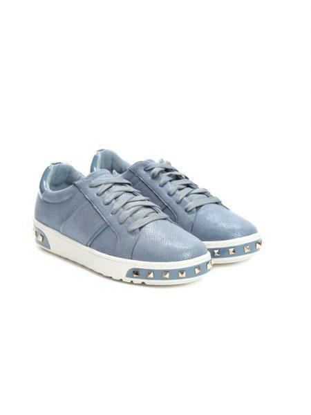 720ee278f8ae Dámske športové tenisky modrá svetlá Veľkosť   35