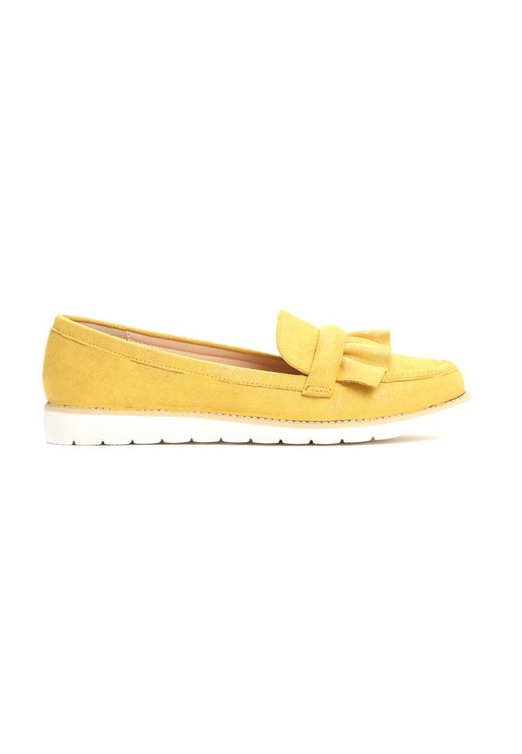 78181f45c575 Dámske mokasíny v žltej farbe Harper Veľkosť   36