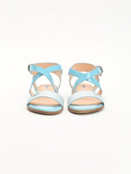 75baa415f96fd Dámske sandále modrá Riley | Jarka.sk | móda • štýl • potešenie