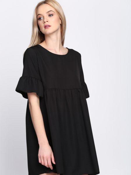 520b1ecb143e2 Dámske šaty čierne Zoe, dostupné vo dvoch veľkostiach S/M a L/XL