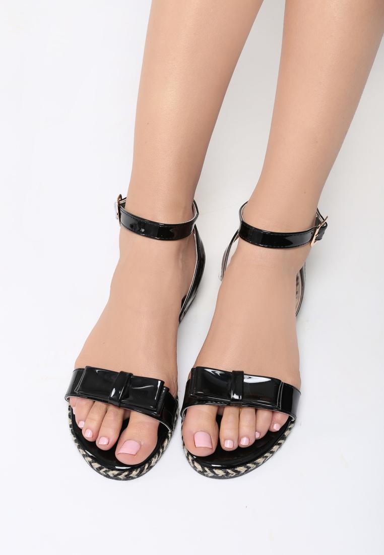 0ed6540447 Dámske sandále čierne Addison Veľkosť   36