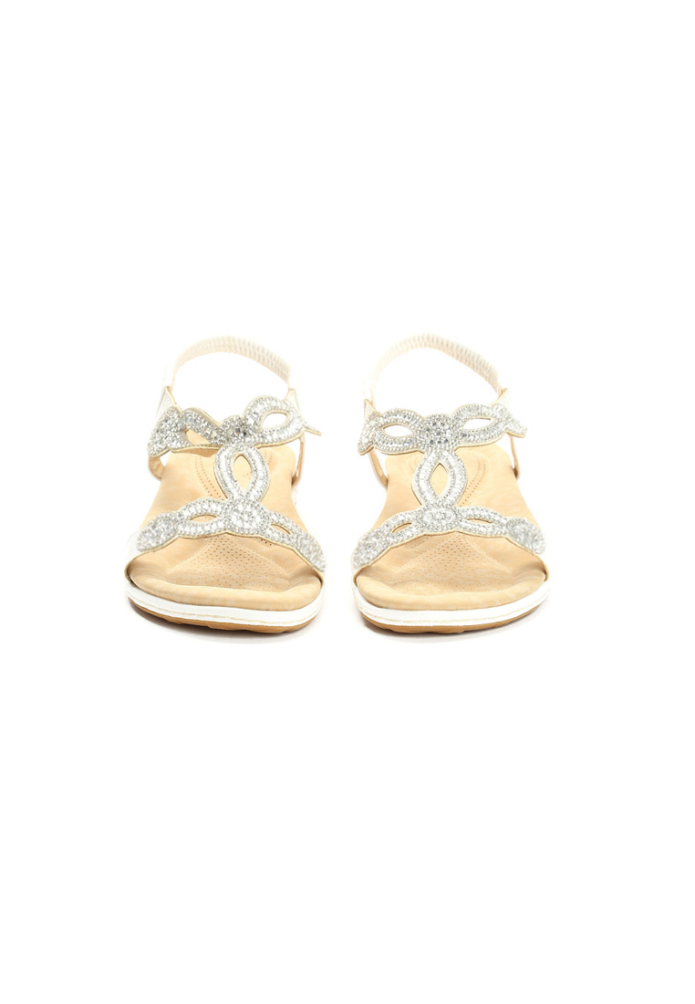 250b713709e6 Dámske sandále biele Stella Veľkosť   36