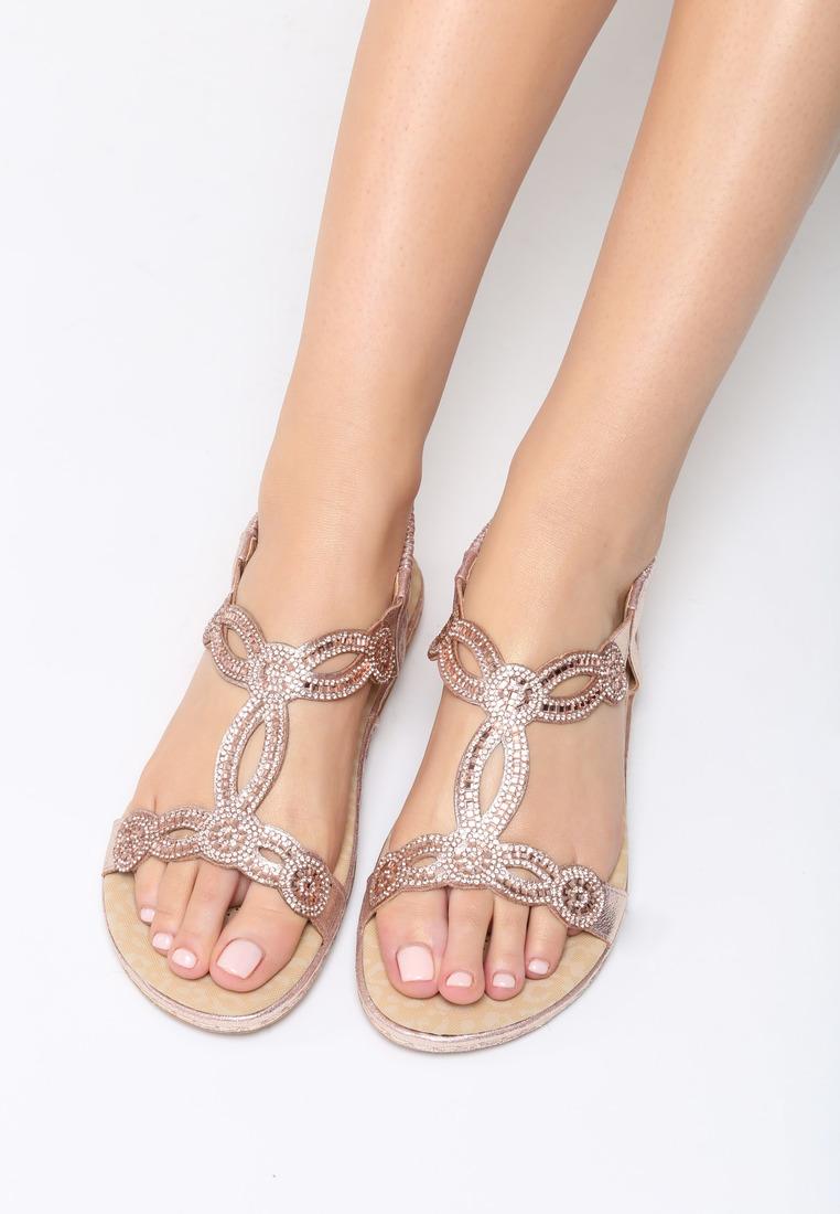 Dámske sandále ružové Stella Veľkosť   36 4fd5f57f793