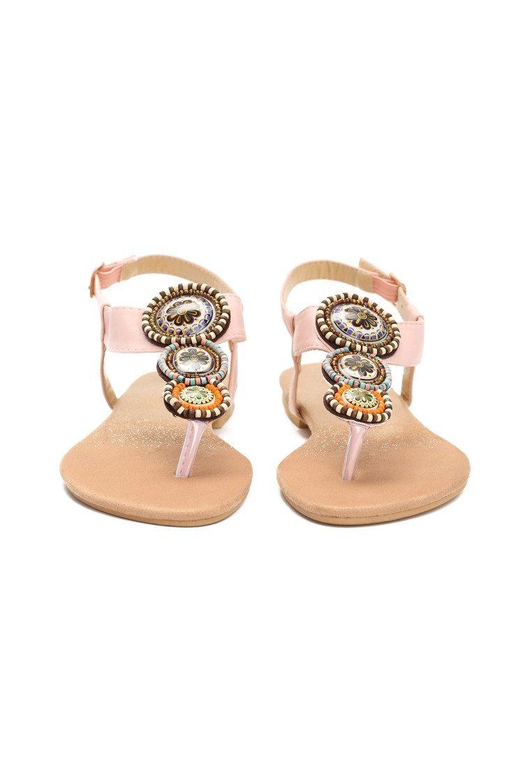 972961c477fb Dámske sandále ružové Natália Veľkosť   36