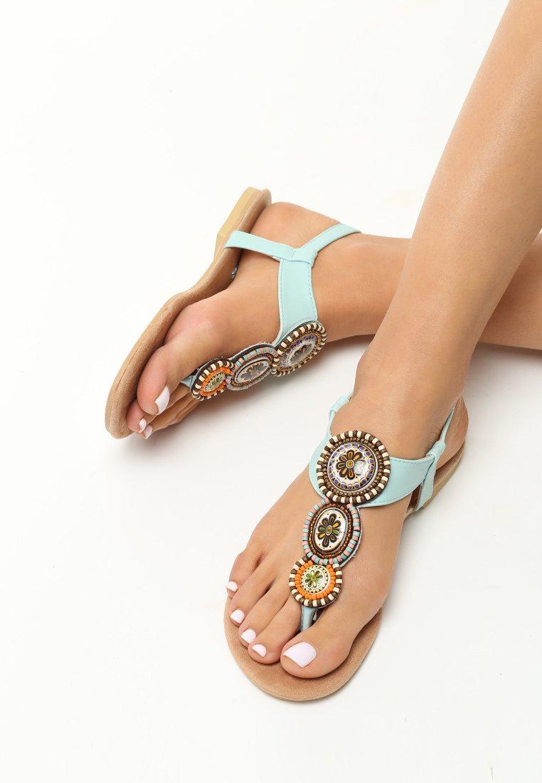 f0f12775afb5 Dámske sandále zelené Natália Veľkosť   36