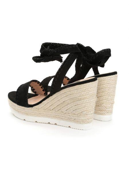 7ae78bb5eb31e Sandále na platforme čierne Aria | Jarka.sk | móda • štýl • potešenie