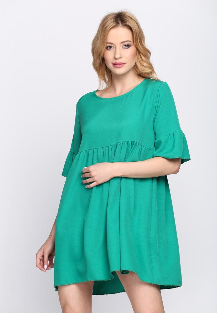 6a332e7ad8bb Dámske šaty zelené Zoe