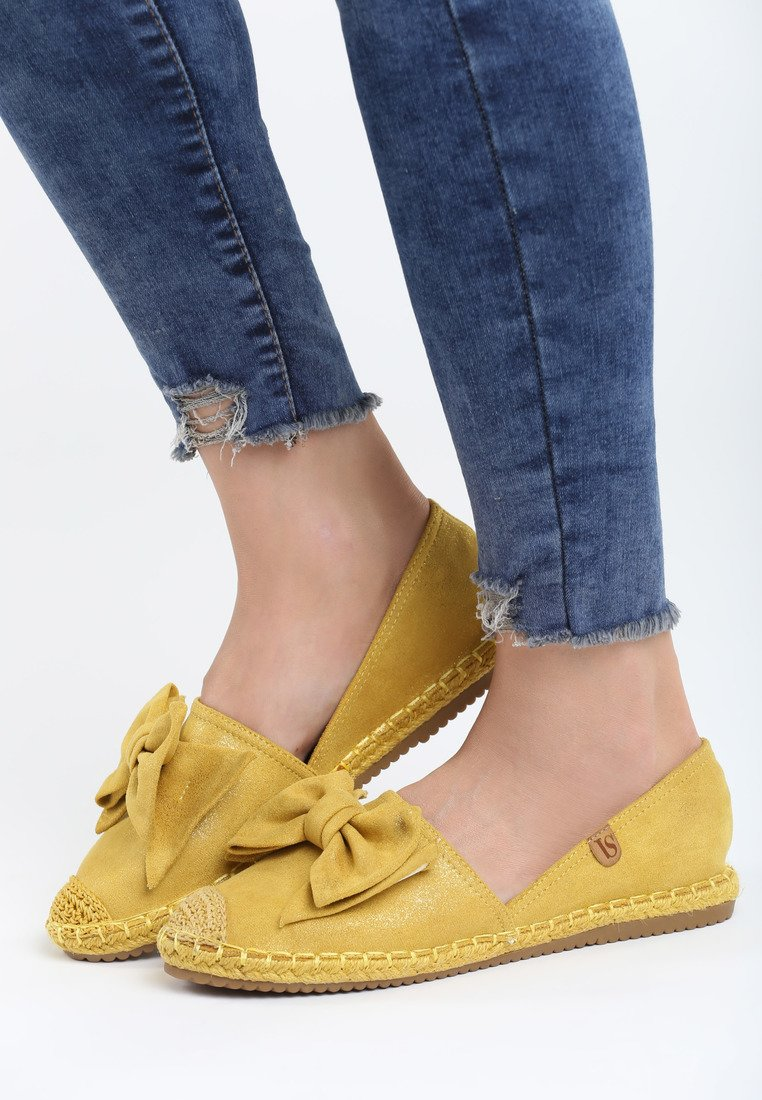 08c94985f Dámske mokasíny v žltej farbe Sadie   Jarka.sk   móda • štýl • potešenie