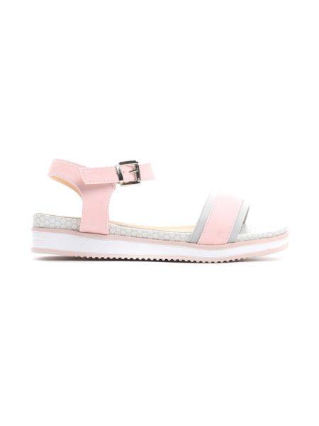 38235a162a83e Dámske sandále na platforme ružové Audrey | Jarka.sk | móda • štýl ...