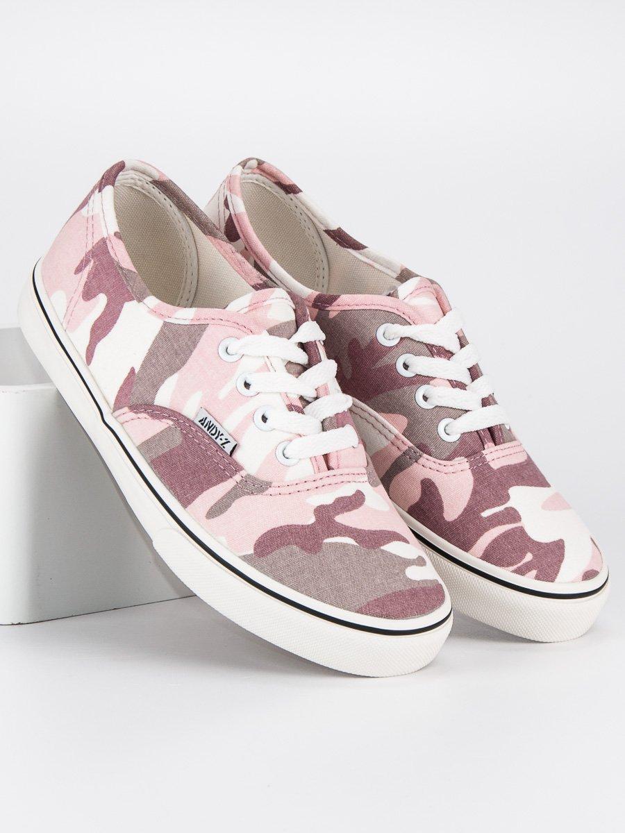 a416c1c86a027 Dámske ružové nízke tenisky Everly   Jarka.sk   móda • štýl • potešenie
