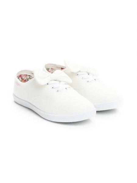 2568c7f91b Dámske tenisky v bielej farbe Mae Veľkosť   36