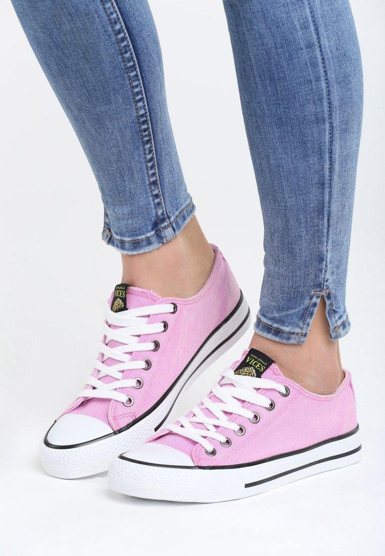 Dámske tenisky v ružovej farbe Esme Veľkosť   36 4d944ca4dee