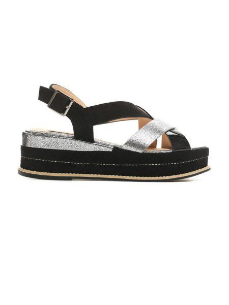 80955796feee1 Dámske sandále na platforme čierne Trinity | Jarka.sk | móda • štýl ...