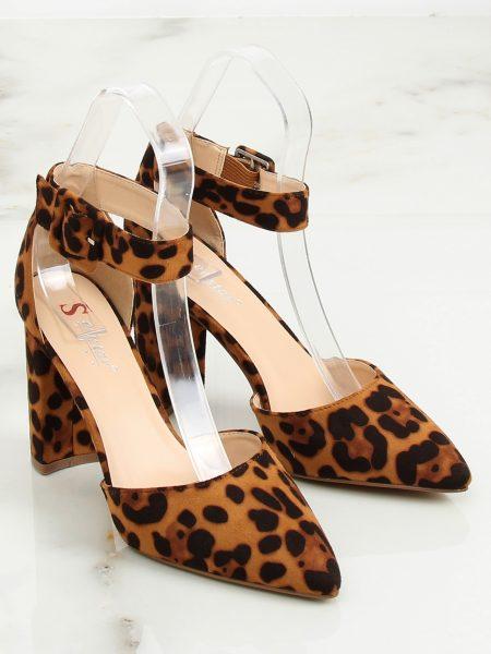 1163d0a0f9527 Dámske sandále s leopardím vzorom Monicca   Jarka.sk   móda • štýl ...