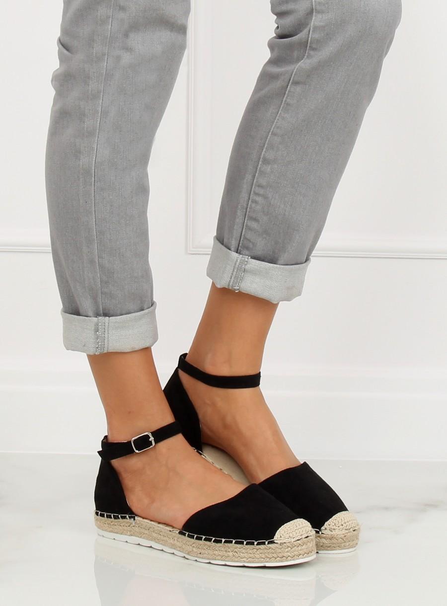 9aa5f1bdb9a5 Dámske sandále v čiernej farbe Sadie 15JH85CI