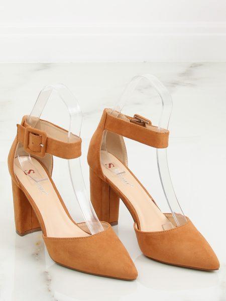 831884083f Dámske sandále v hnedej farbe Monicca - 2