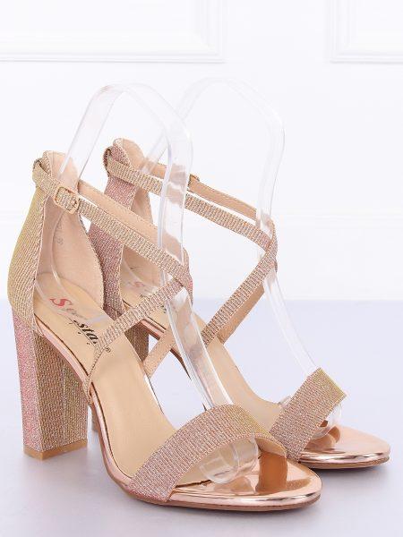 d3ce965f5cca Dámske sandále v ružovej farbe Jenny - 1