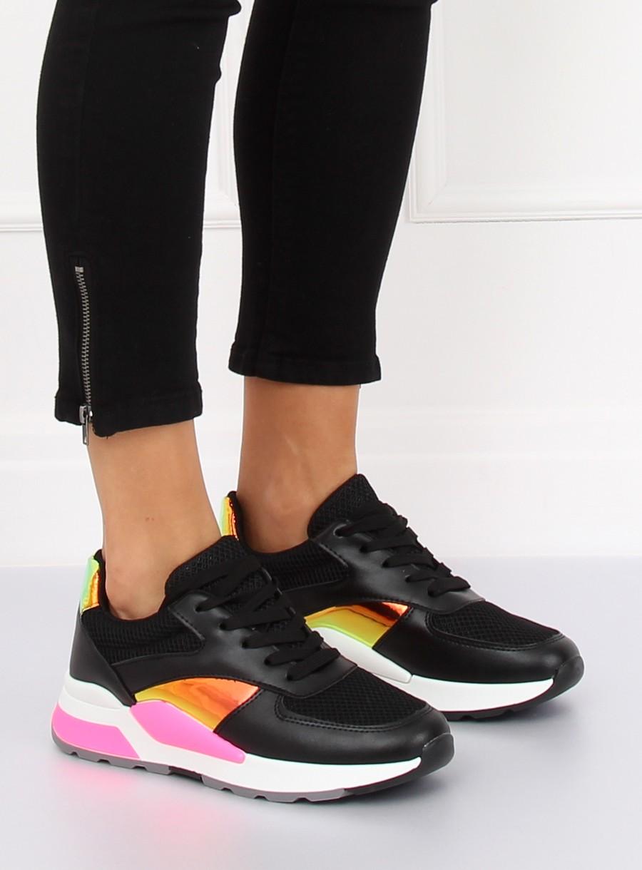 0bc739be8e Dámske tenisky v čiernej farbe Paige 15LV73PCI
