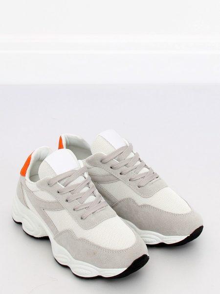 73c8568f47 Dámske tenisky v bielej farbe Elora - 5