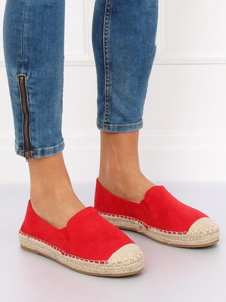 80ef91936692e Dámske topánky v červenej farbe Noelle | Jarka.sk | móda • štýl ...