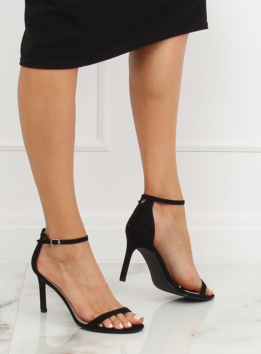 011f974c5e Dámske sandále v čiernej farbe Harwey 15NF-31PCI