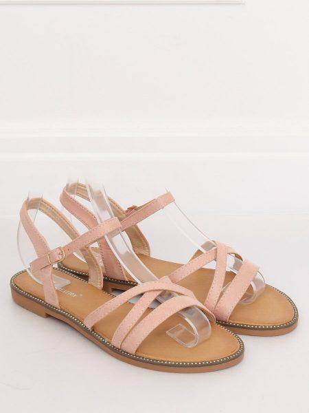 b9a5e1b57d3f Dámske sandále v béžovej farbe Namika - 1