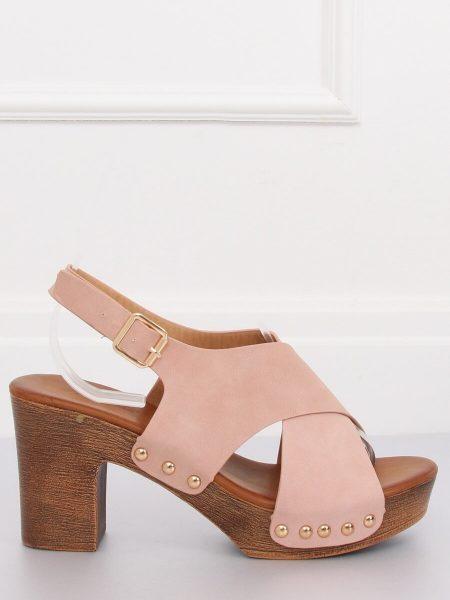 d04447ac8963 Dámske sandále v ružovej farbe Chloe - 1